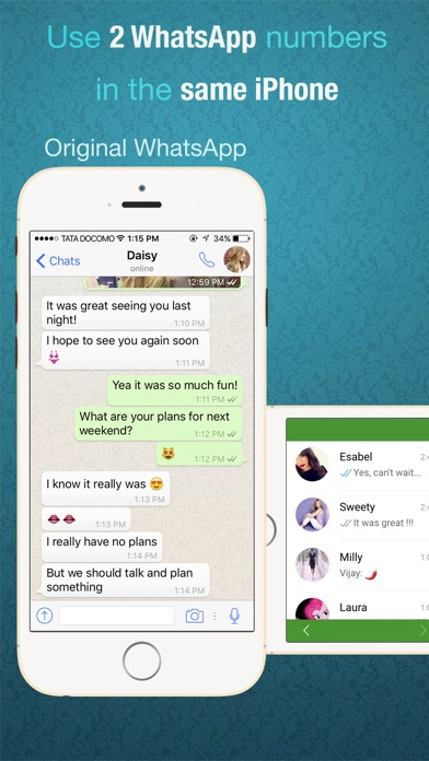 download Dual Messenger for WhatsApp - Chats Pro apps 1