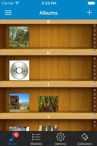 Music Collector and Organizer screenshot 4