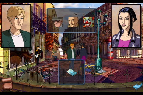 Broken Sword 1 - Il Segreto dei Templari: Director's Cut screenshot 1