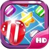 Toffee Castle Knockdown - Castle Adventure Match Puzzle Game