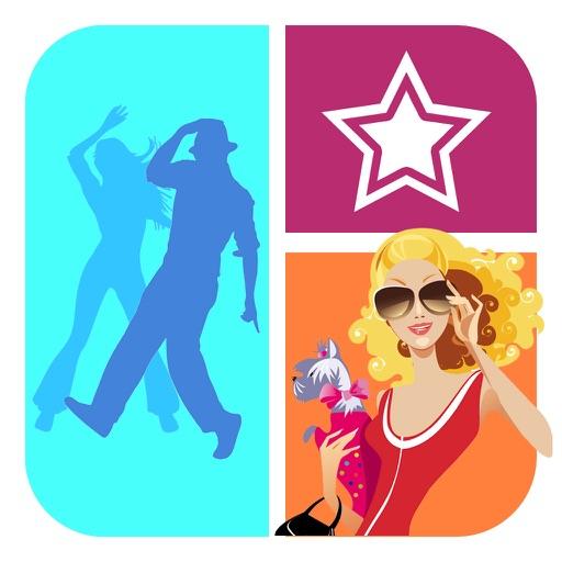 Confuse Puzzle Guess Celeb - The new game celebrity quiz ! So funny ! so unique ! iOS App