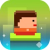 Pixel Blocky People Runner - Block Man In Crossy World pixel people