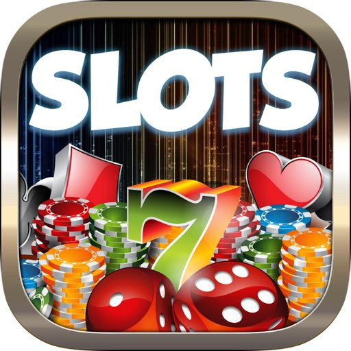A Advanced Amazing Lucky Slots Game - FREE Vegas Spin & Win iOS App