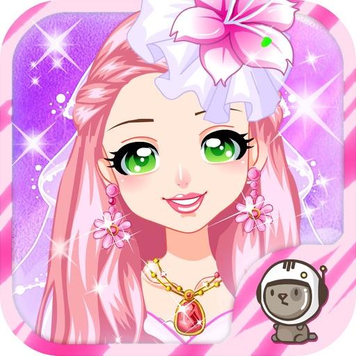 Princess Wedding Dress - Fashion Bride's Dreamy Closet, Coco Loves Making Up, Girl Funny Games iOS App