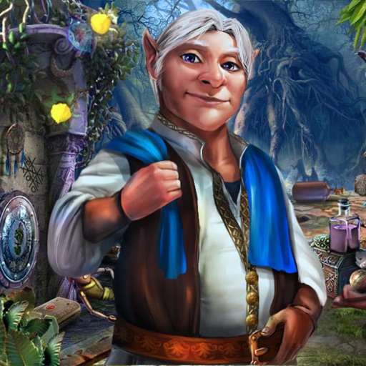 The Magical Relics-Hidden Object Game