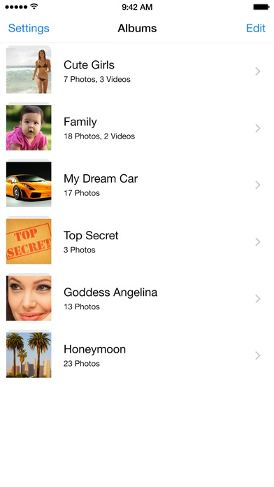 download Calculator+ - Hide photos & videos, protect albums in private folder vault appstore review