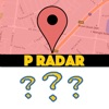 P Radar - Map for Pokemon Go Scan