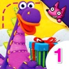 Dibo the Gift Dragon 1 - Watch Videos and play Games for Kids