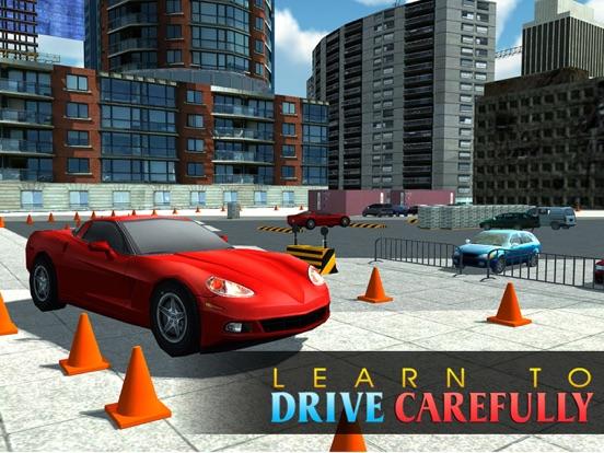 Скачать Автошкола 3D - Real Drivers испытания Ролевые игры