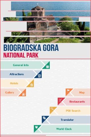 Biogradska Gora National Park screenshot 2