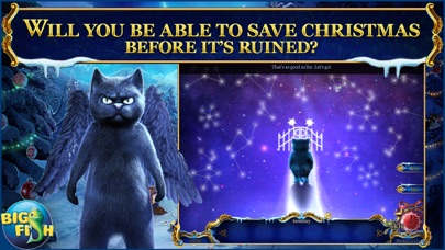 Christmas Stories: Puss in Boots - A Magical Hidden Object Game (Full) screenshot 3