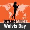 鲸湾港 離線地圖和旅行指南