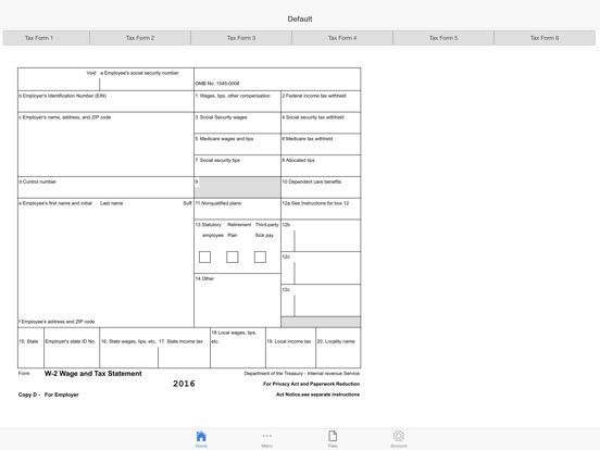 Employee Tax Form On The App Store
