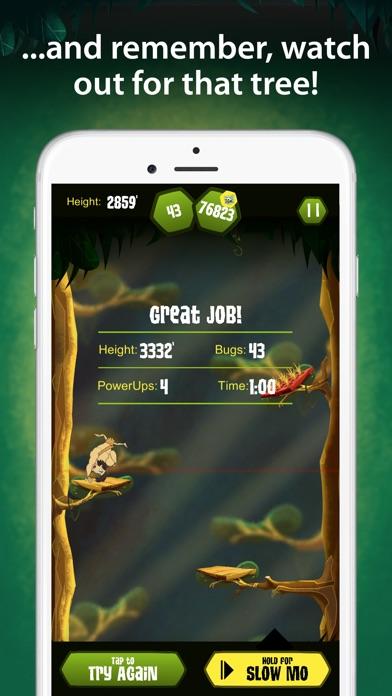 George of the Jungle Owie Owie Screenshot