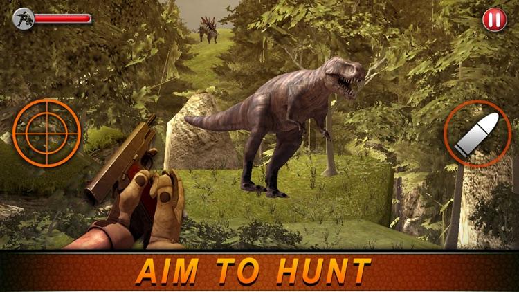 Jurassic Safari Hunt Game
