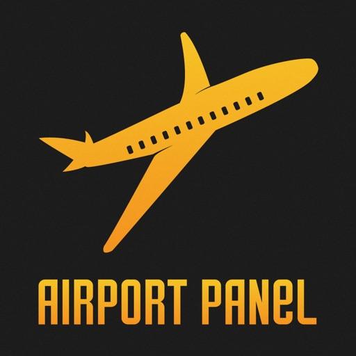 Airport Panel iOS App