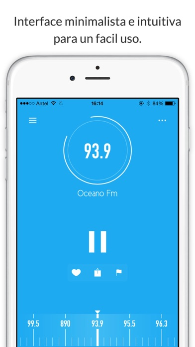 Radio Uruguay Screenshot