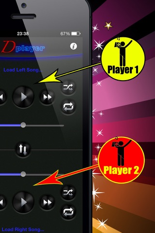 Double Player for Music with Headphones Pro screenshot 3