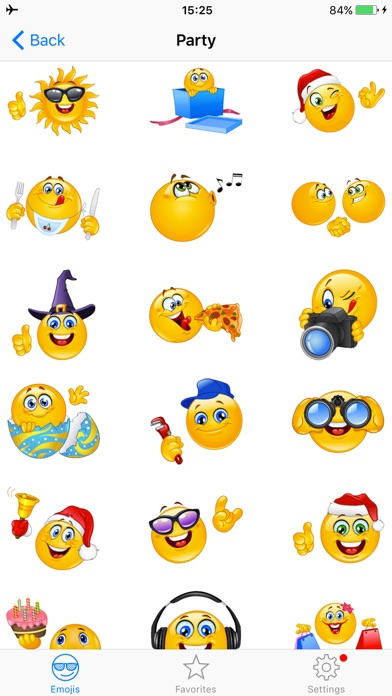 Adult Emojis Emoticon Icons review screenshots