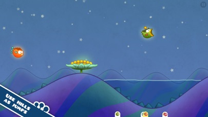Screenshots of Tiny Wings for iPhone