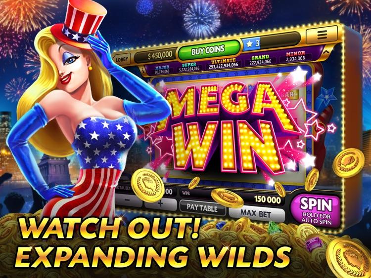 Caesars Slots – Casino Games by Playtika LTD