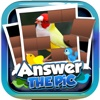 Answers The Pics for Bird Trivia Puzzles Games
