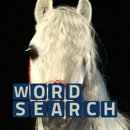 Wordsearch Revealer Horses iOS App