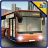 Öffentliche Verkehrsmittel Bus Simulator - Complete Fahrer Pflicht auf stark befahrenen Straßen der Stadt