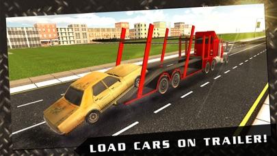 Screenshot von Autounfall-Abschleppwagen-3D-Treiber Spiel5