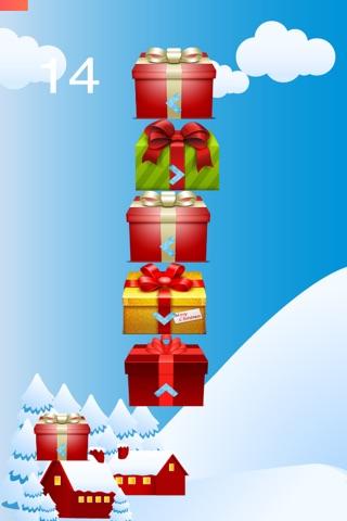Santas Present Swipe screenshot 4