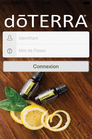doTERRA screenshot 1