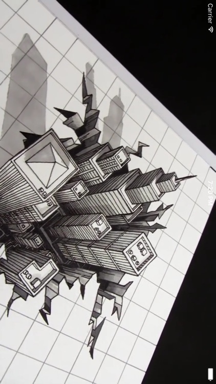 learn to draw 3d illusions by chirag pipaliya