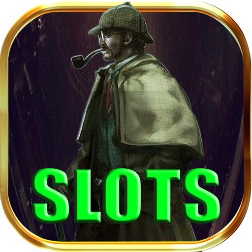 Sherlock Slots Casino - Play Video Slots and Poker Offline, Play Everywhere iOS App
