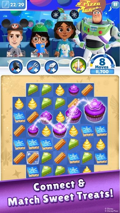 Disney Dream Treats screenshot one