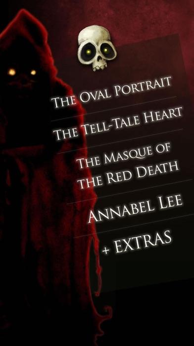 Screenshot #9 for iPoe 1 - Edgar Allan Poe Immersive Stories
