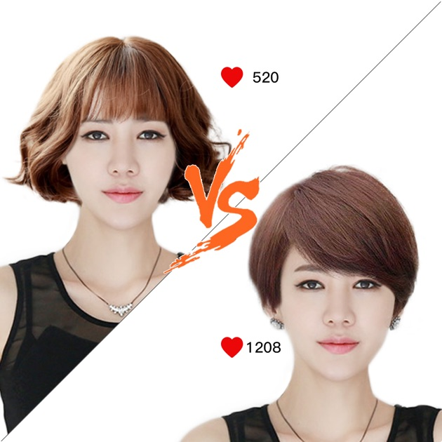 Which hair style is best for me lets vote for your new hair which hair style is best for me lets vote for your new hair looking on the app store urmus Image collections