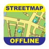 Hamburg Offline Street Map