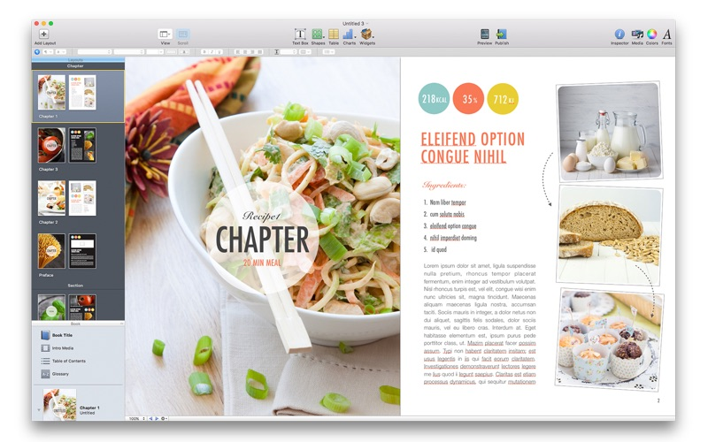 Books Expert - Templates for iBooks Author - AppAddict