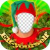Elf Makeover Weihnachten Foto Editor Und Aufkleber