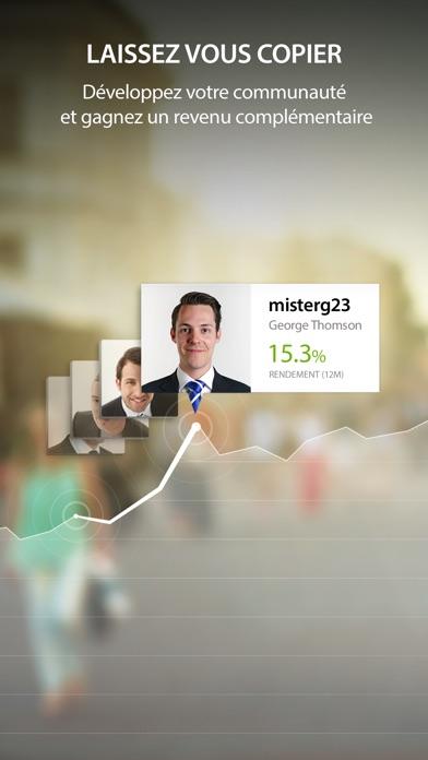 eToro - Trading socialCapture d'écran de 3