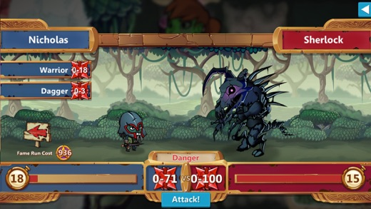 Hero Generations Screenshot