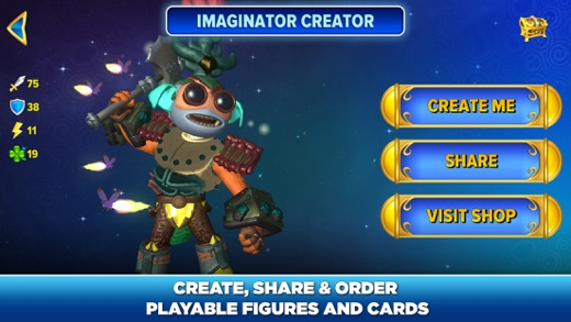 Skylanders™ Creator Screenshot