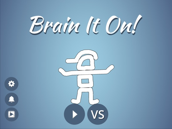 Screenshots of Brain It On! - Physics Puzzles for iPad