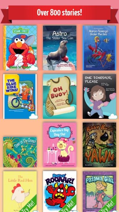 Meegenius Childrens Books review screenshots
