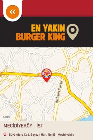 Burger King Türkiye screenshot 3