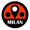 米蘭旅游指南地鐵路線離線地圖 BeetleTrip Milan travel guide with offline map and metro transit