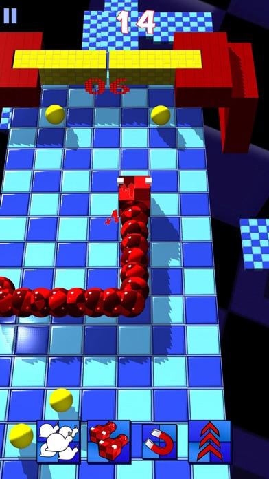 Snaky Squares Screenshot