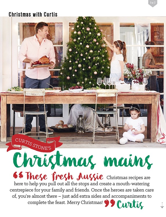 coles magazine recipes food inspiration - Coles Christmas Decorations
