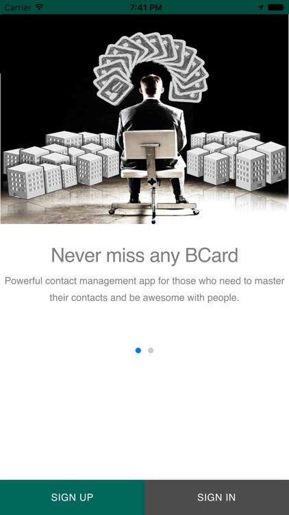 Bcard business card reader by atmas softwares bcard business card reader reheart Image collections