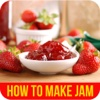 How To Make Jam - Homemade Black Raspberry Freezer Jam